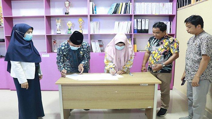 FASYA IAIN Pontianak Sambut Kunjungan SMAN 1 Serasan Timur Natuna Provinsi Kepulauan Riau