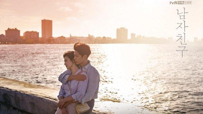 Disayang Mertua, Song Hye Kyo Terima Dukungan Manis Dari Ayah Song Joong Ki