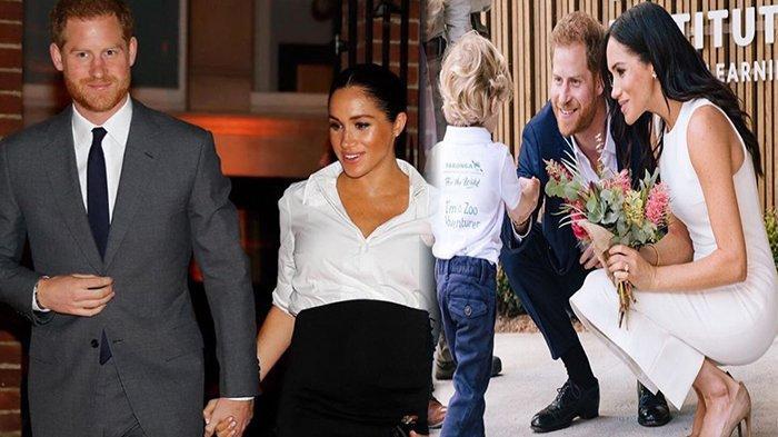 Pengasuh Bayi Putra Pangeran Harry dan Meghan Markle Bakal Digaji Rp1,3 M