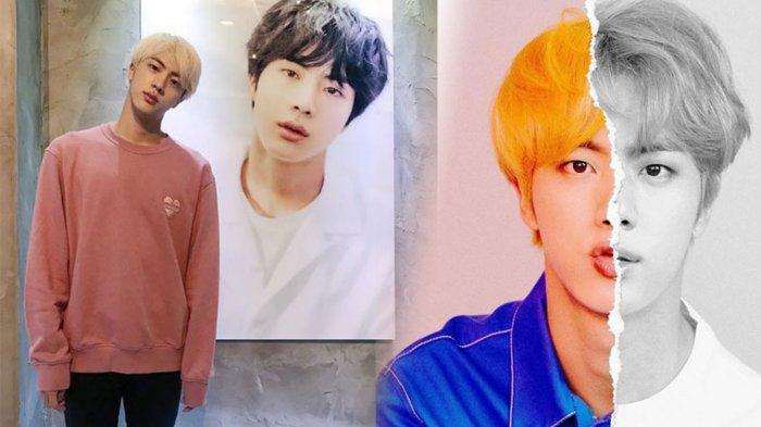 Fakta Lain Jin BTS Membuatnya Sempurna dengan Julukan 'Worldwide Handsome', Alisnya Jadi Sorotan