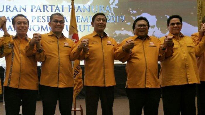FAKTA Perseteruan Wiranto Vs OSO di Hanura, Saling Tuding Suara Pemilu 2019 Anjlok Hingga Soal Munas