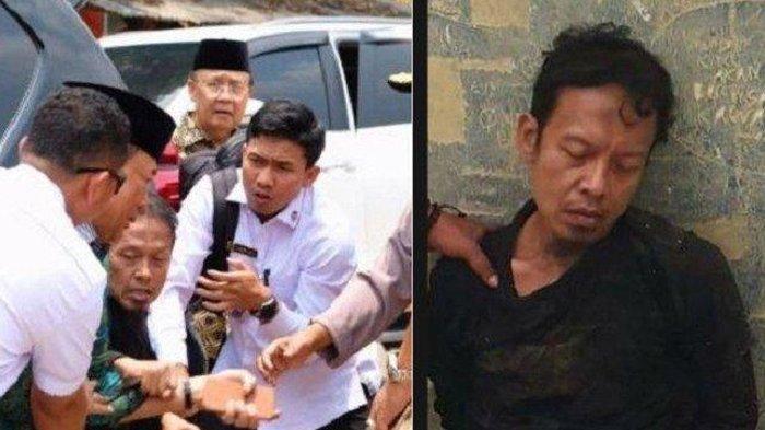 Pisau Ala Ninja Cederai Menko Polhukam! Dokter: Ada 2 Luka Cukup Dalam di Bagian Perut Wiranto