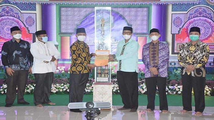 MTQ Ke-29 Tingkat Kabupaten Ketapang Ditutup, Farhan Harapkan Peningkatan Kualitas Iman dan Taqwa
