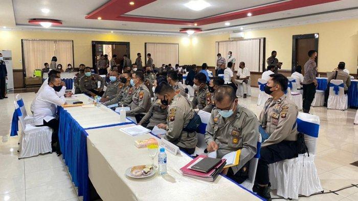 Audit Kinerja PNBP, Itwasum Polri Kunjungi Polres Sanggau