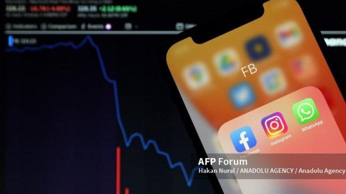 WhatsApp Instagram dan Facebook Kenapa Hari Ini serta Apa Sebab FB WA IG Down?