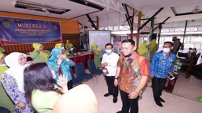 Wakil Bupati Sambas Minta Satgas COVID-19 Perhatikan Siswa Terdampak Pandemi