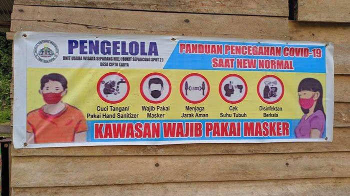 Bupati Darwis Ingatkan Pengelola Objek Wisata dan Pengunjung Terapkan Prokes Covid-19