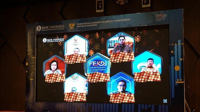 Pertama Kalinya Perhelatan Festival Ekonomi Keuangan Digital Indonesia Digelar