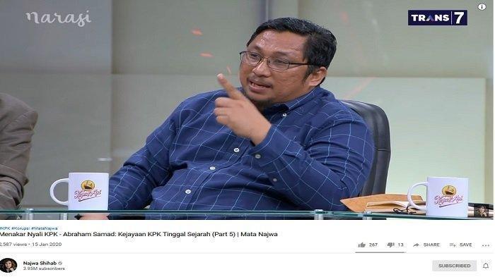 Feri Amsari Minta PDIP Tak Tuding Demokrat Soal Dewan Pengawas KPK : 'Lempar Batu Sembunyi Tangan'
