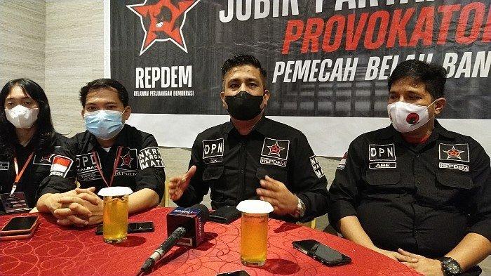 DPN Repdem Ancam Pidanakan Herzaky Jika Partai Demokrat Tak Minta Maaf Secara Resmi Ke Megawati