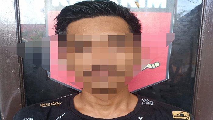 Curi Motor Temannya Sendiri, Pria di Pontianak Diringkus Polisi