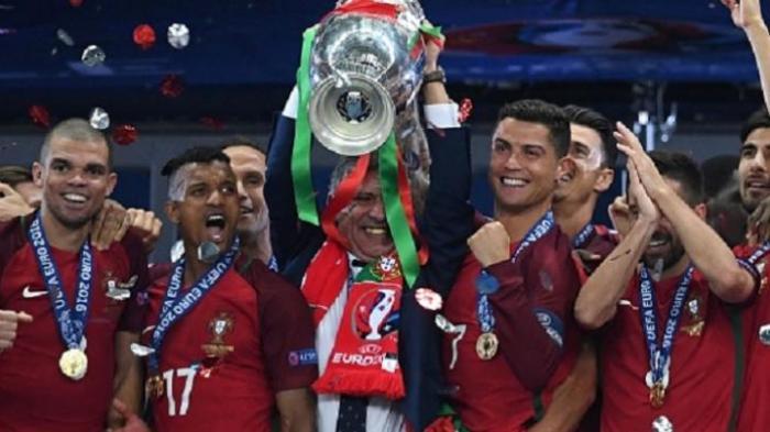 Inilah Rekor-rekor Selama Final Piala Eropa 2016