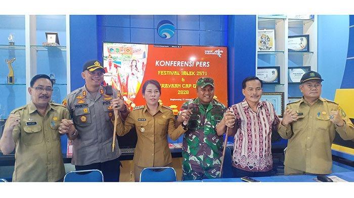 Update Rangkaian Imlek dan Cap Go Meh Singkawang, Pawai Lampion Hingga Prosesi Buka Mata Naga