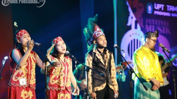 FOTO: Penampilan Peserta Festival Musik Dua Warna di Taman Budaya Kalimantan Barat - festival-musik-dua-warna6.jpg