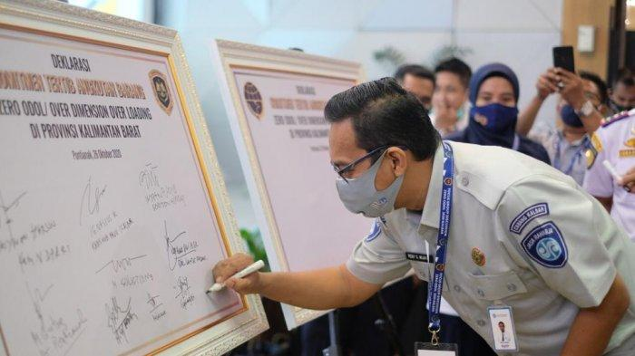 Jasa Raharja Kalbar Dukung Program Zero Odol 2023 di Kalimantan Barat