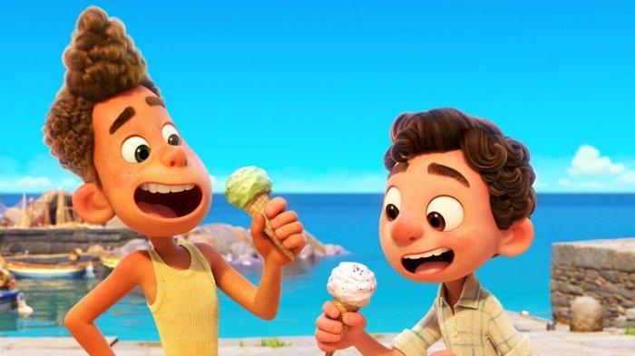 Jadwal Tayang Luca Film Disney Terbaru ! Baca Sinopsis Luca Animasi Pixar dan Walt Disney , Seru Nih