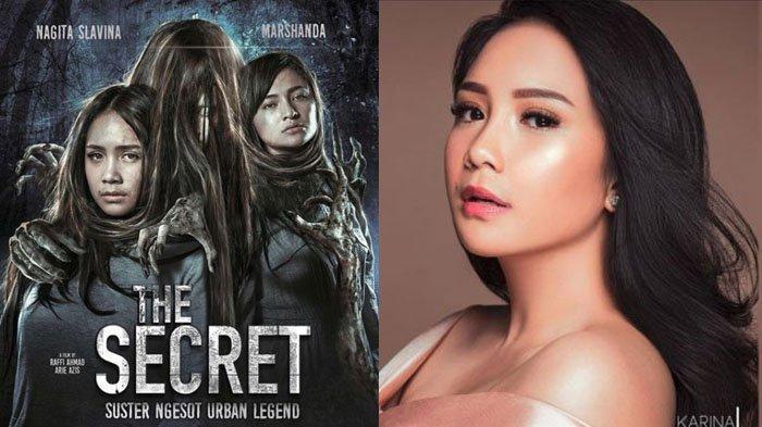 FILM HOROR Dibintangi Nagita Slavina, Ternyata Ada Adegan The Secret Raffi Nagita Dihilangkan