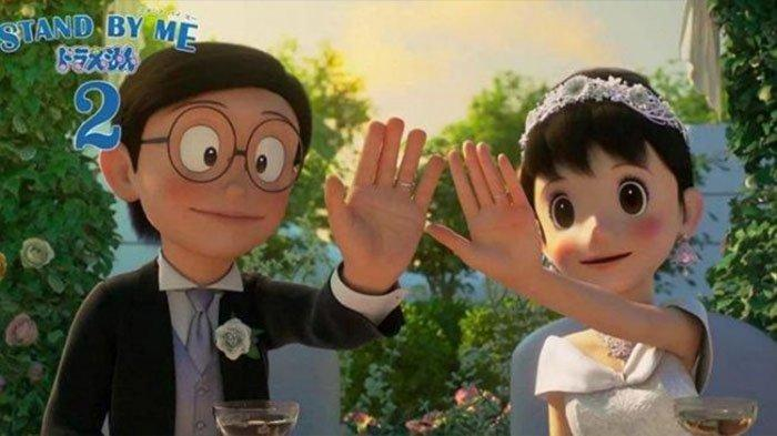 SINOPSIS Film Stand By Me Doreamon 2 Resmi Tayang Hari Ini, Ini Link Streaming Standby Me Doraemon