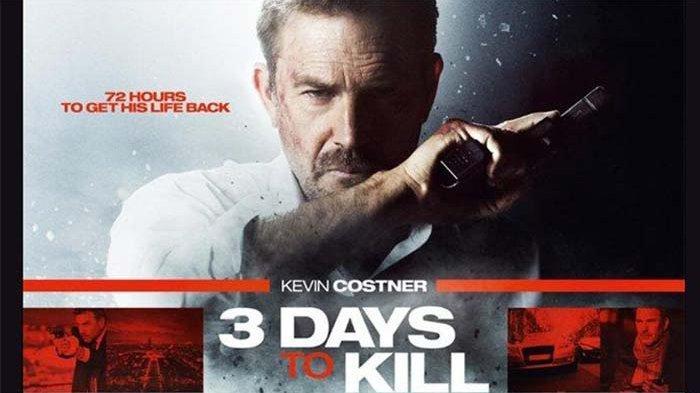 Sinopsi Film Three Days to Kill Selesaikan Misi Agen Rahasia CIA Antara Kanker dan Keluarga