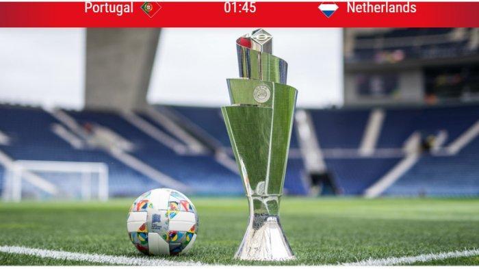 Prediksi Pemain Portugal Vs Belanda ! Live Streaming Final UEFA Nations League Belanda Vs Portugal