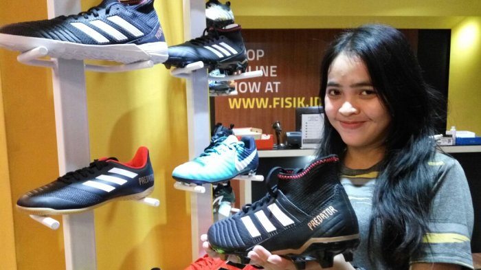 Adidas Predator 18.3 2018 Tampil Garang