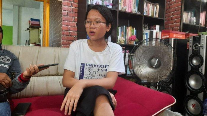 KISAH Mahasiswi Sintang Kuliah di China, Teror Mematikan Virus Corona Paksa Pulang ke Indonesia