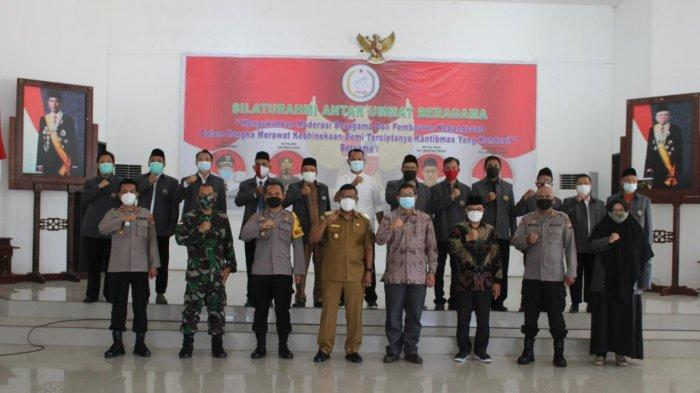 Perkuat Silaturahmi Antar Umat Beragama, FKUB Kalbar Kunjungi Kabupaten Kayong Utara