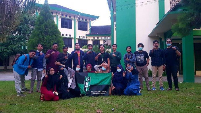 P3A HMI Komisariat Syariah Follow Up Materi Wajib Mission HMI