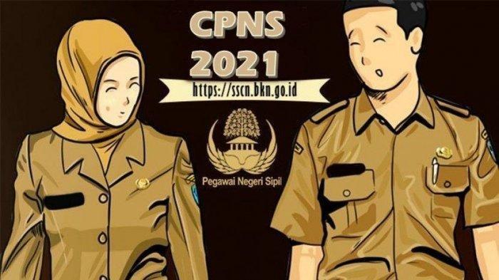 Akses LINK Https://sscasn.bkn.go.id, Login Pendaftaran SSCASN 2021