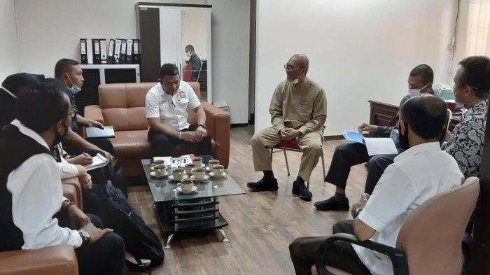FORMI Kalbar Audensi ke Fraksi PKS-PPP DPRD Kalbar