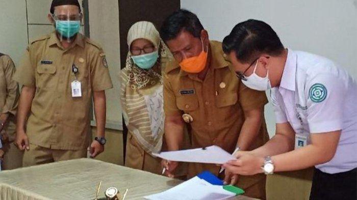 Miliki Kepesertaan JKN-KIS Tertinggi di Kalimantan Barat, Kabupaten Kayong Utara Kembali Raih UHC