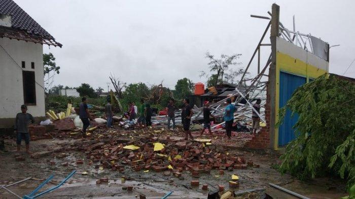 BNPB Ingatkan Waspada Potensi Cuaca Buruk hingga Jumat 22 Mei 2020 / 29 Ramadhan 1441 H