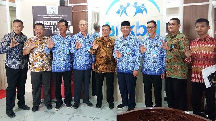 Kunjungan Kerja Anggota Komisi IX, Alifuddin Perjuangkan Program BKKBN Kalbar yang Minim Anggaran
