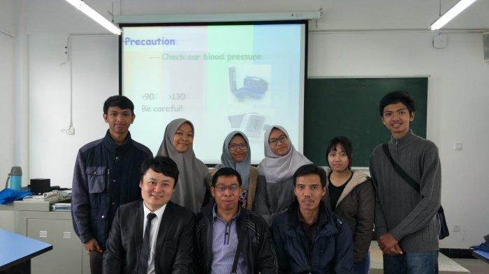 SMK SMTI Pontianak Utus 6 Siswa Studi Banding di Change Vocational and Technical College China