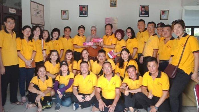 Bakti Sosial Xing Fu Berbagi Kasih Bantu Pasien Penderita Tumor, Bayi Prematur dan Paket Imlek