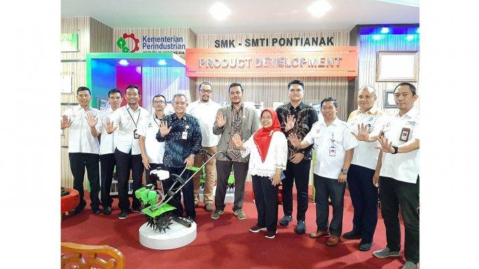 Tim Kemenpan-RB Lakukan Penilaian Zona Integritas di SMK-SMTI Pontianak