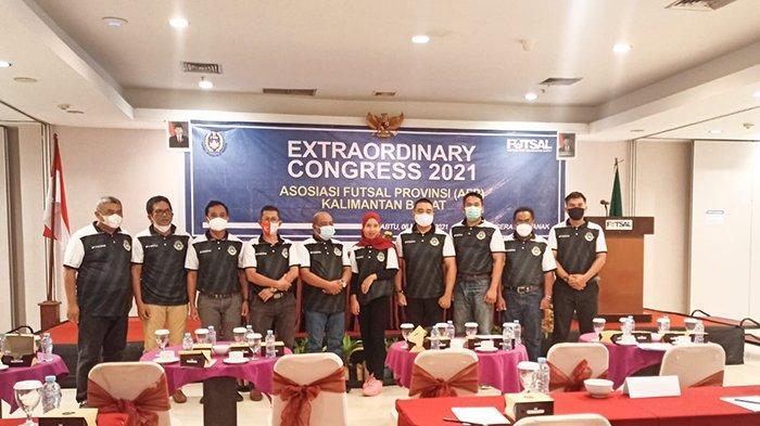 Kongres Luar Biasa, Sekjen PSSI Kalbar : AFP Berpengaruh Terhadap Sport Tourism dan Sport Industry