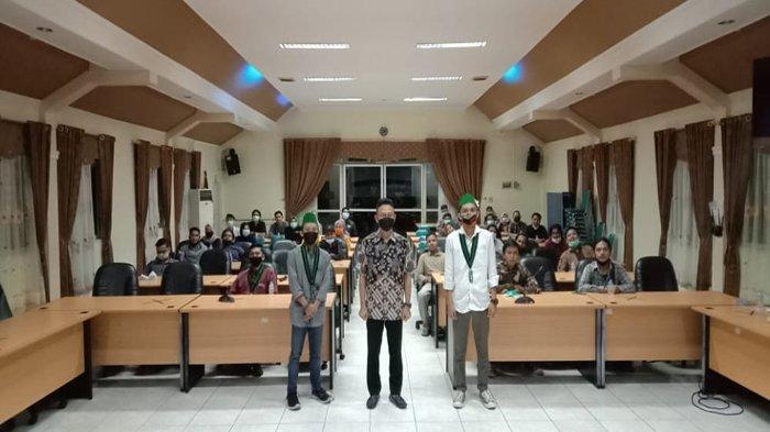 Partisipasi Pembangunan Daerah (PPD) HMI Cabang Pontianak Gelar Walikota Menyapa