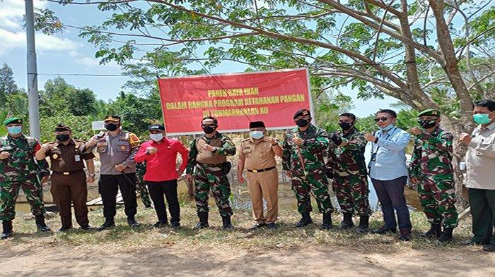 Wabup Muhammad Pagi Hadiri Kunjungan Kerja Komandan Lantamal XII Pontianak
