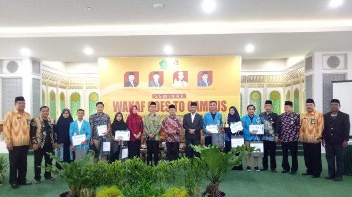 Mahasiswa Fasya Borong Lomba Artikel Wakaf Kemenag Kalbar