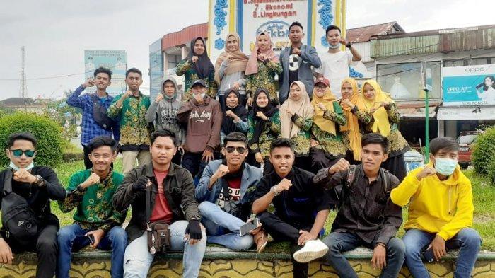 Pemuda IPNU SMA Islam Ummul Quro Gelar Aksi Galang Dana