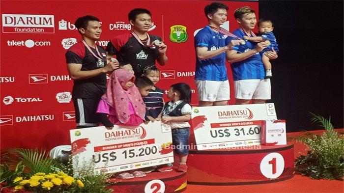 Update Hasil Final Indonesia Masters 2020