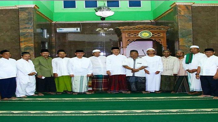 Malam Kedua Ramadan 1440 H, Edi Kamtono Isi Kultum di Masjid Nurul Huda Perdana