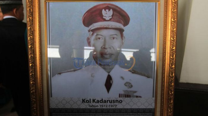 Inilah Foto-foto Gubernur Kalbar dari Masa Pimpinan Adji Panggeran Afloes Hingga Cornelis - foto-foto-gubernur-kalimantan-barat_20170131_135232.jpg
