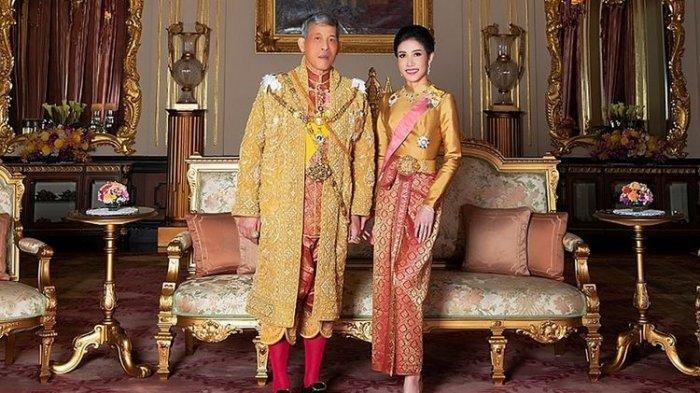 Foto-foto Syur Selir Raja Thailand Bocor, Modus dan Kronologi Ribuan Foto Syur Sineenat Beredar