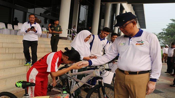 Gubernur Kalbar: Haornas Momentum untuk Berprestasi