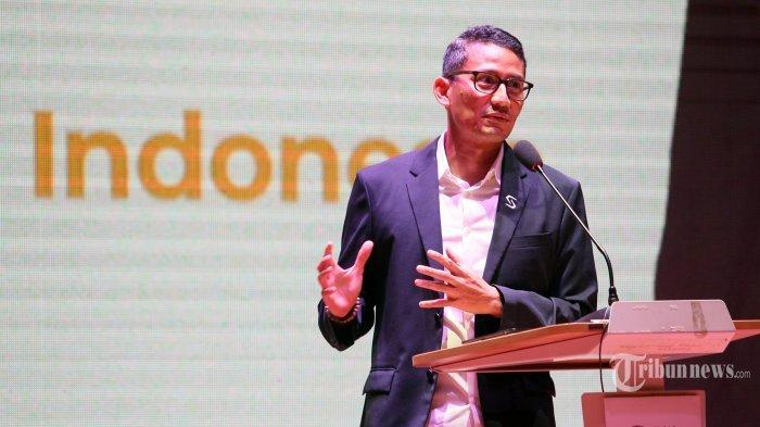 Siapa Sandiaga Uno yang Ditunjuk Jokowi Jadi Menteri Parekraf Gantikan Wishnutama?
