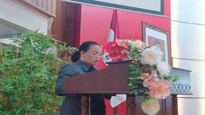 Fraksi Demokrat DPRD Kalbar Sampaikan Aspirasi Masyarakat di Hadapan Wagub Kalbar