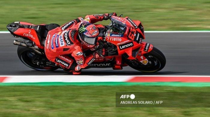 BEDA Jam Tayang MotoGP Amerika Serikat Seri15 2021 Perebutan Gelar Juara Quartararo Vs Pecco Bagnaia