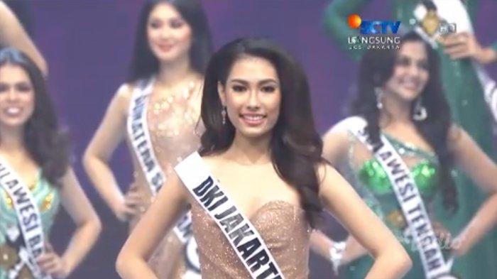 PEMENANG Putri Indonesia Sepanjang Masa, Frederika Alexis Cull Jadi Putri Indonesia ke-23